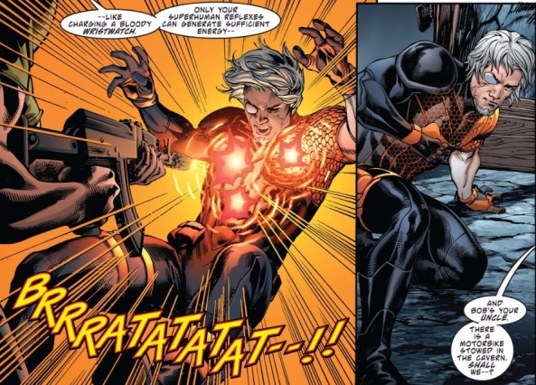 Deathstroke gets powered up