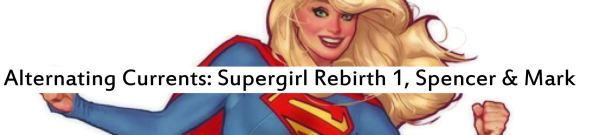 supergirl rebirth 1