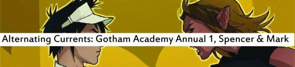 gotham academy annual 1