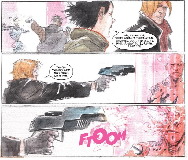 Descender 15 | Retcon Punch