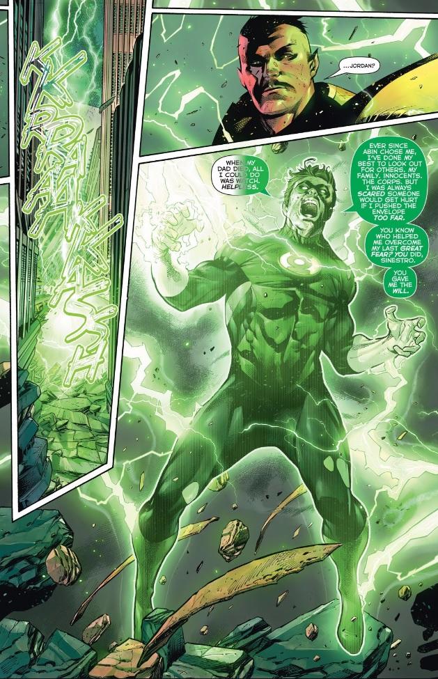 tania wyprzedaż usa tanie jak barszcz tanio na sprzedaż Hal Jordan and the Green Lantern Corps 7 | Retcon Punch