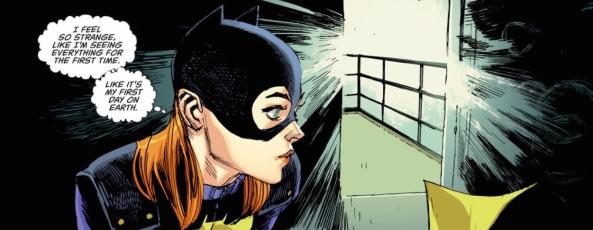 Batgirl Forgets