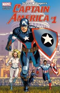 Captain America: Steve Rogers 1