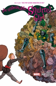 Unbeatable Squirrel Girl 4