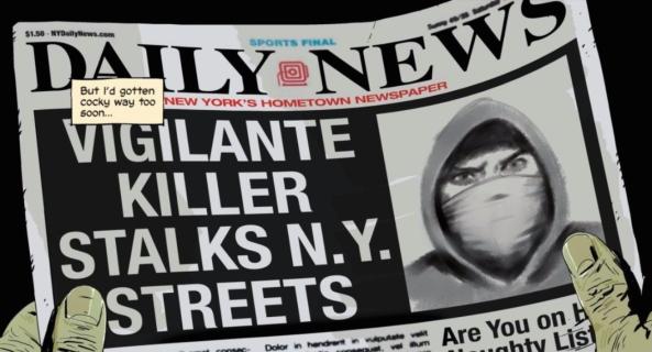Vigilante Killer