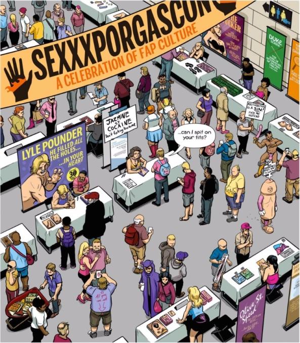 Sexxporgascon