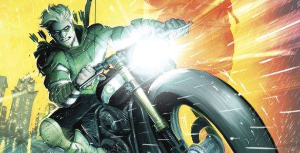Green Arrow 25