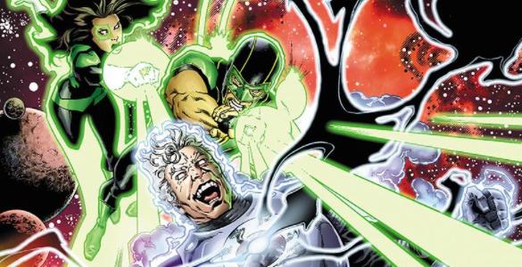 Green Lanterns 25