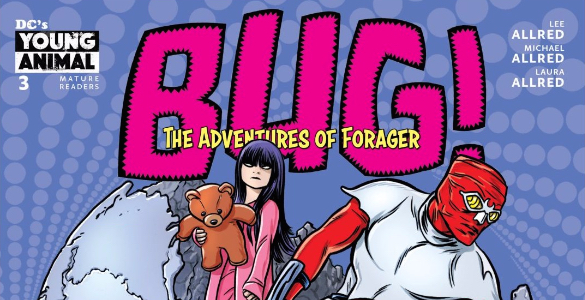 Bug! The Adventures of Forager 3