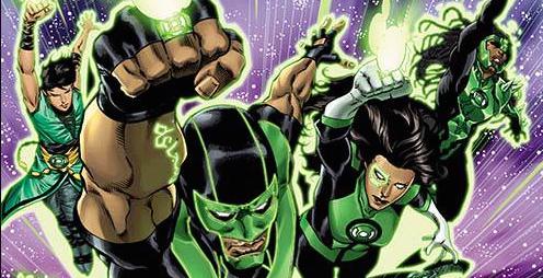 Green Lanterns 29