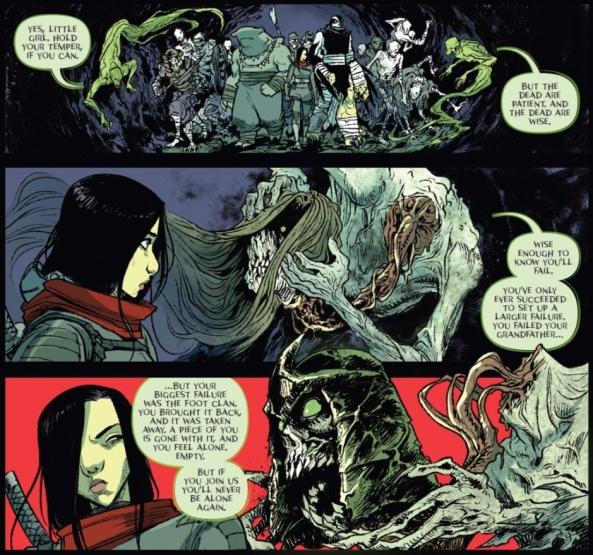 Karai and ghouls
