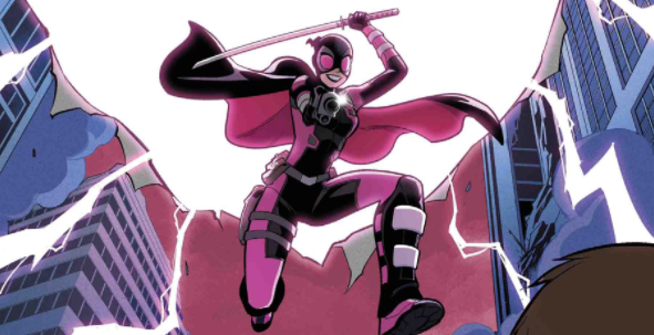 Unbelievable Gwenpool 20