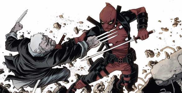 Cliches and Cutlery in Deadpool vs  Old Man Logan 2 | Retcon