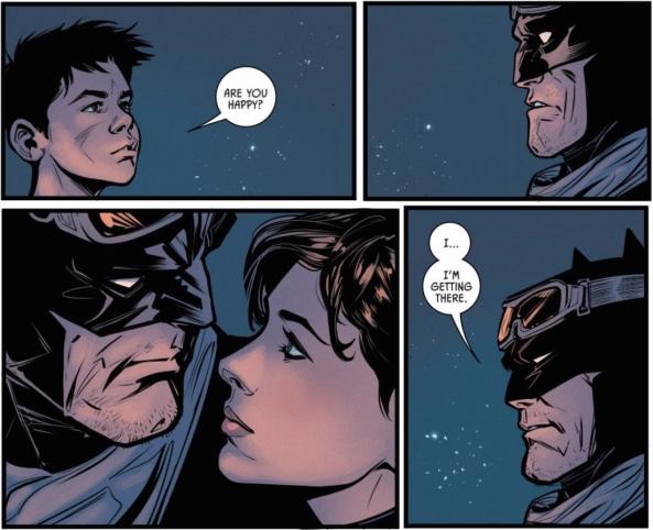 Happy Batman