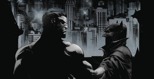 Batman White Knight 3