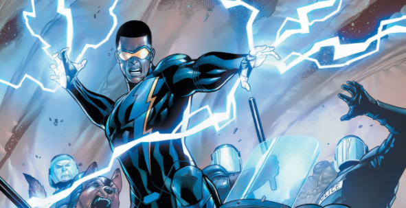 Black Lightning Cold Dead Hands 2