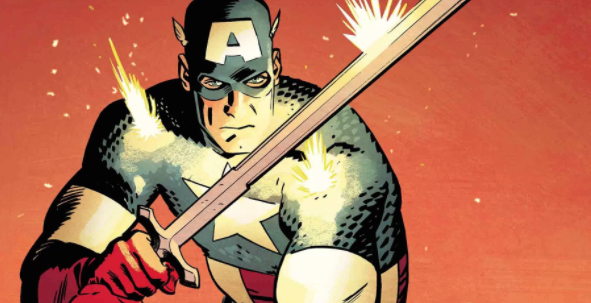 Captain America 696