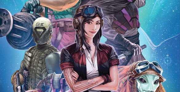 Star Wars Doctor Aphra 15