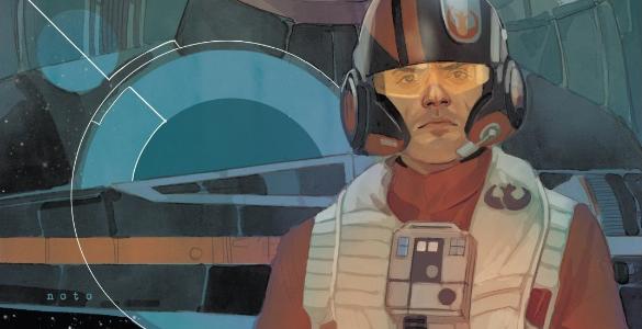 Star Wars Poe Dameron 22