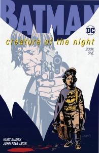 Batman Creature of the Night 1