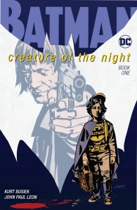 Batman Creature of the Night 1