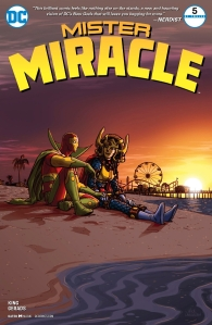 Mister Miracle 5