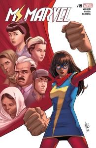 Ms. Marvel 19