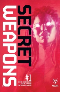 Secret Weapons 1