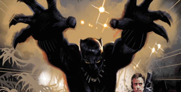 Black Panther Annual 1