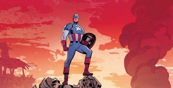 Captain America 700