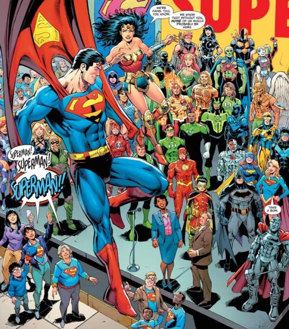 Superman's Fans