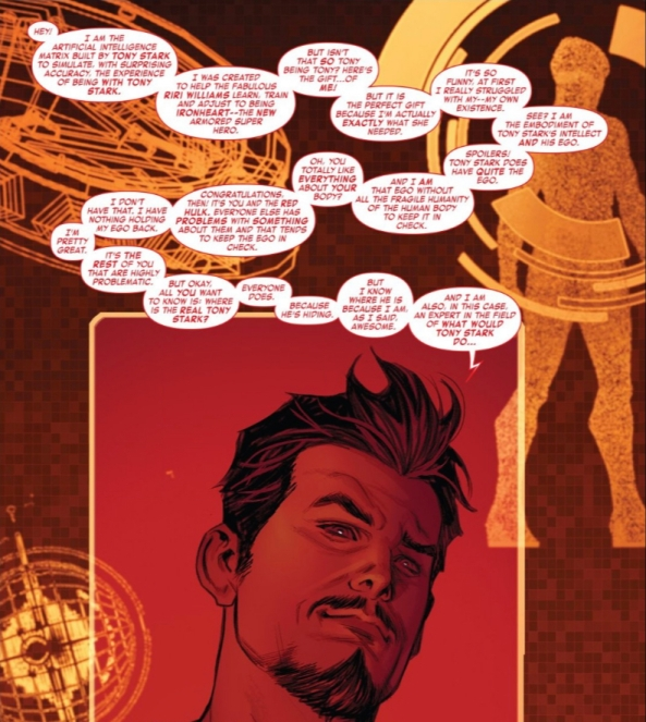Bendis is Stark AI