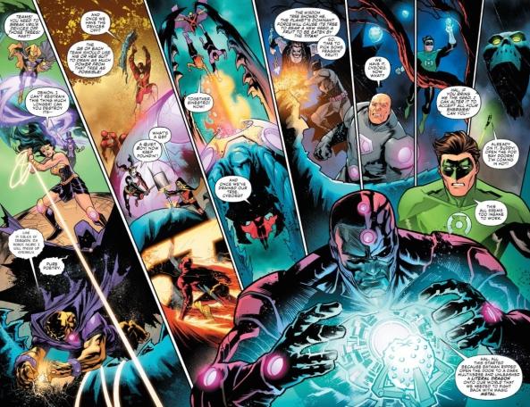 Hal's journey