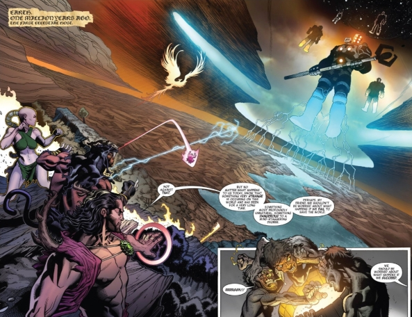 The First Celestial Host