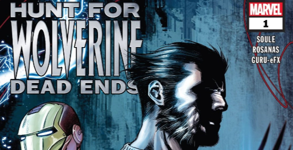 Hunt for Wolverine Dead Ends 1