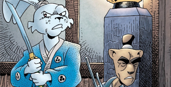 Usagi Yojimbo The Hidden 5