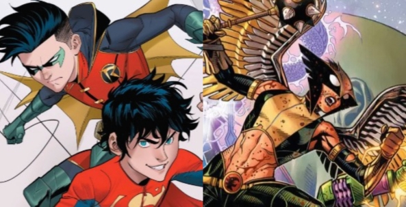 Adventures of the Super Sons 2:Justice League 7