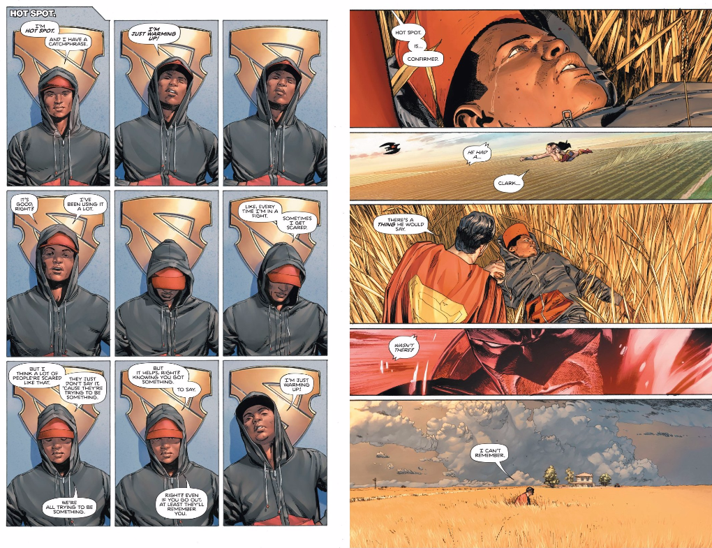 Gratuitous Violence and Wasted Potential in Heroes in Crisis 1