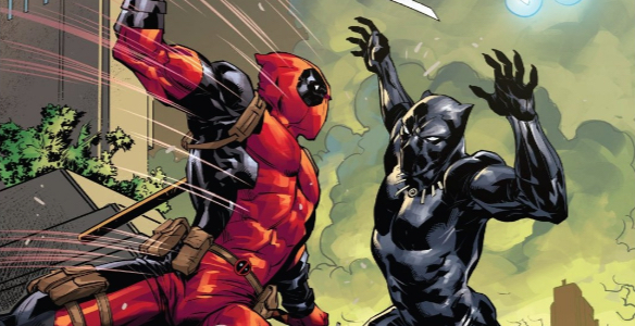 Black Panther vs. Deadpool 1