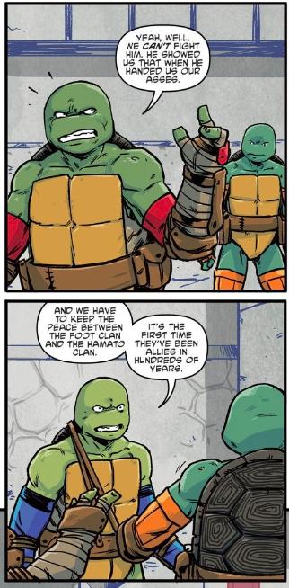 Teenage Mutant Ninja Turtles Macro Series: Michelangelo 1