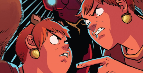 Unbeatable Squirrel Girl 38